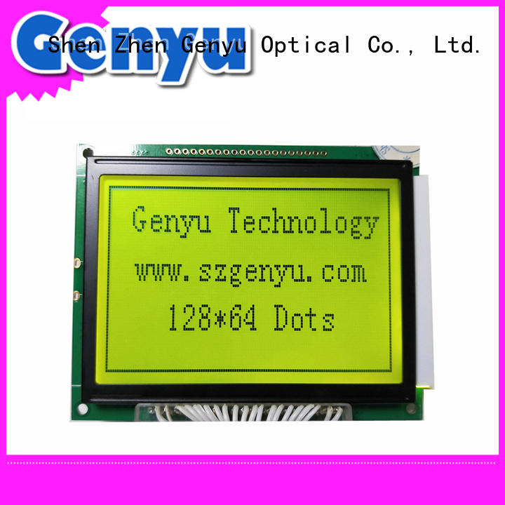 Genyu 320240 lcd lcd display bulk purchase for instruments panels