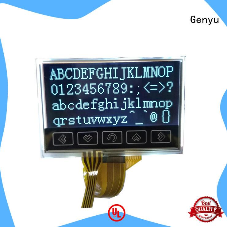 Genyu Custom micro lcd display factory for equipment