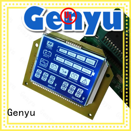 Best segment lcd display gy03656 supply for fax machines
