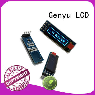 Genyu Latest pantalla oled factory for DJ mixer