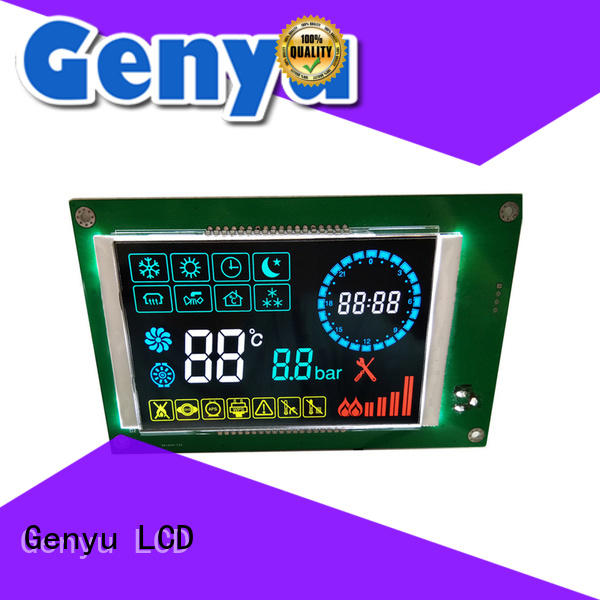 Best lcd display custom black manufacturers for instrumentation