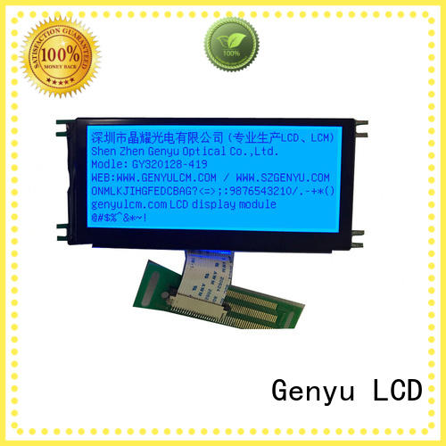 Genyu blueyellowgreen lcm-lcd display for business for medical equipment