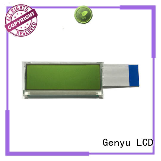 Genyu Wholesale dot matrix lcd company for equipment