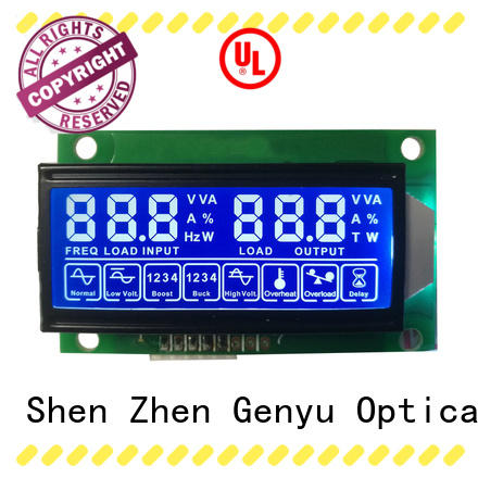 Custom segment lcd display factory module suppliers for POS