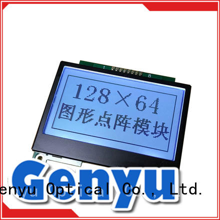 OEM ODM monochrome lcd display module 320x240 exporter for electronic products Genyu
