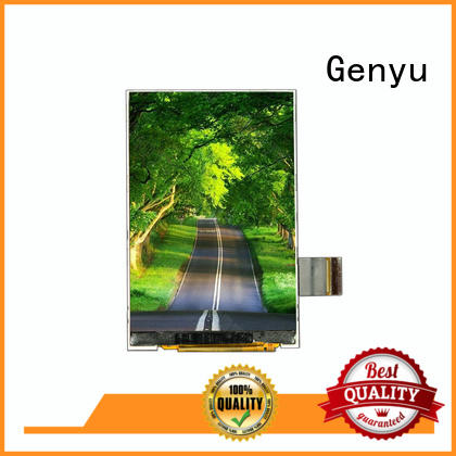 Genyu quality-reliable tft lcd modules manufacturers for instruments
