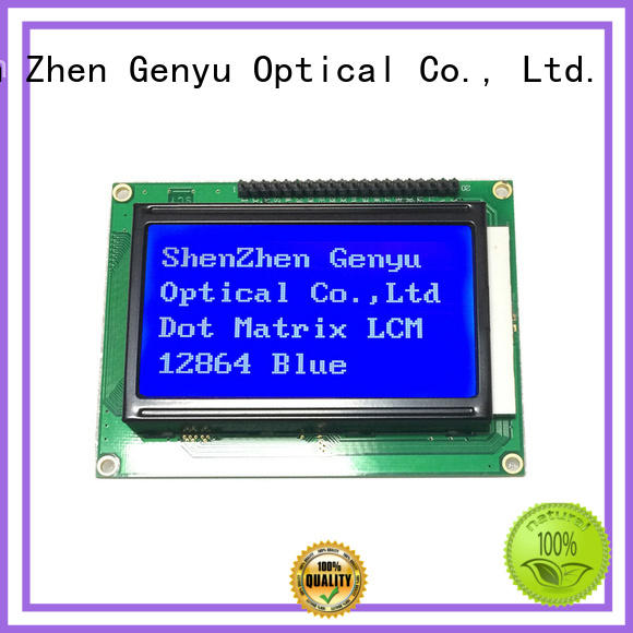 Custom lcd lcd display 256x32 supply for electronic products