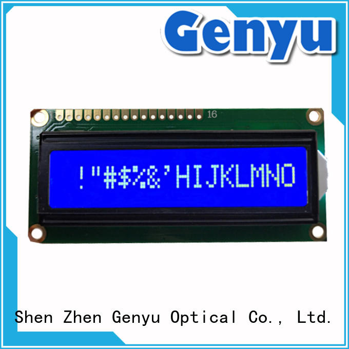 electronic component 20x4 character lcd display supplier for TAB