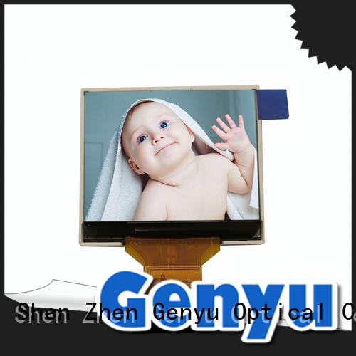 Genyu fast dispatch display tft One-stop service for devices