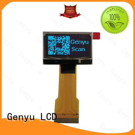 Genyu Latest oled transparent display suppliers for instruments