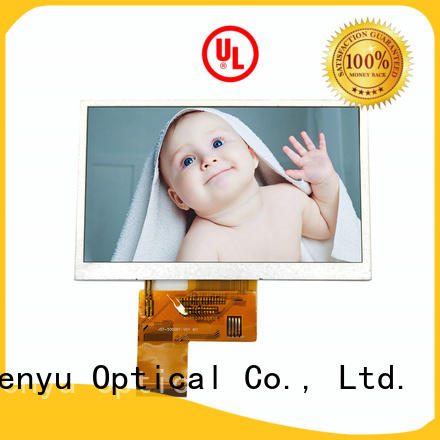 Genyu price-favorable tft lcd display module suppliers for equipments