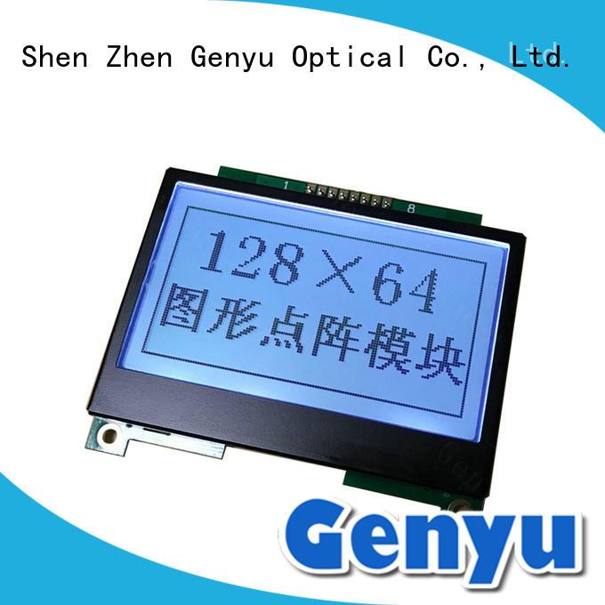Genyu 100% quality lcm lcd cob for instruments panels