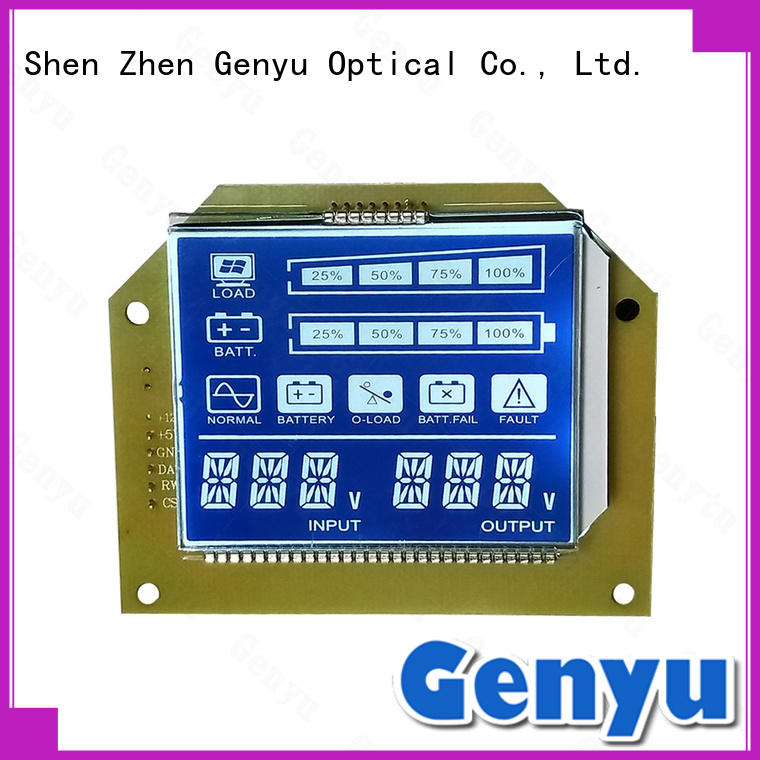 international market lcd display custom display exporter for home appliances