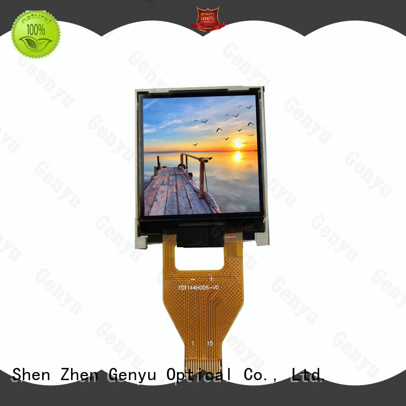 Genyu new tft display module manufacturers for devices