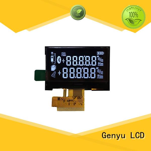 Genyu meter lcd segment suppliers for monitors