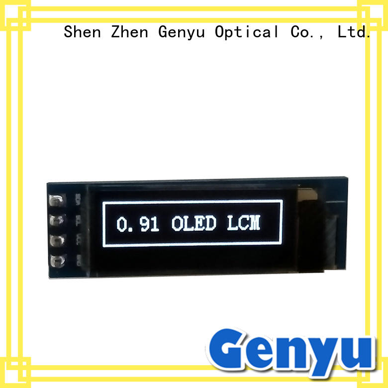 micro OLED display manufacturer module for hardware wallet Genyu