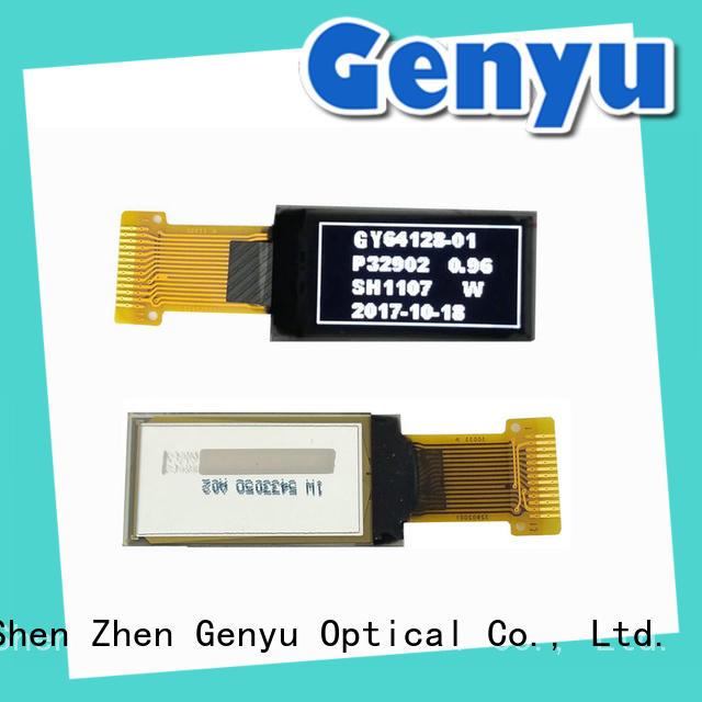 Genyu OEM ODM 1.3 OLED business for hardware wallet