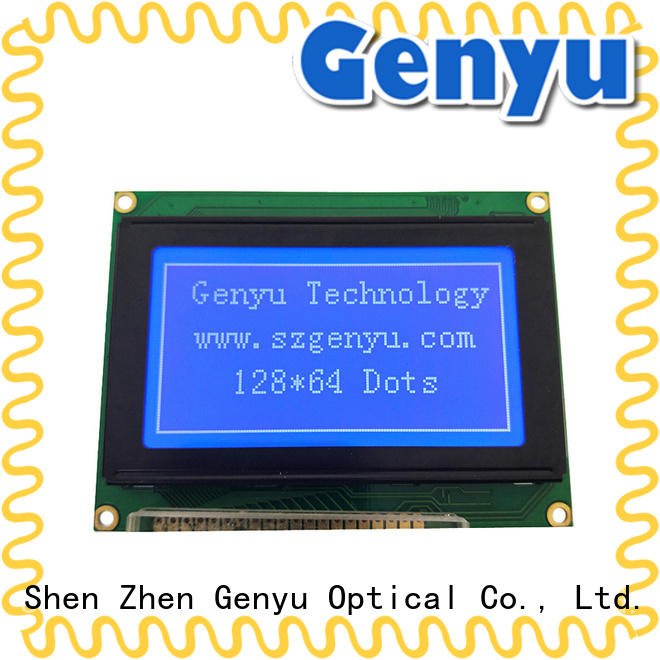 Genyu gy25632a graphic lcm awarded supplier for smart home