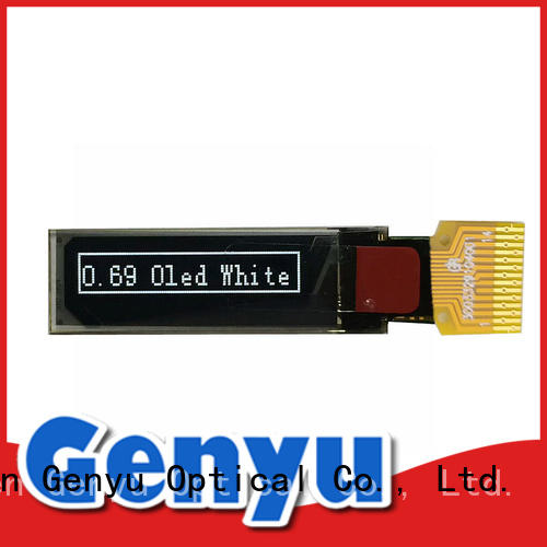 OLED screen factory i2c for instruments Genyu