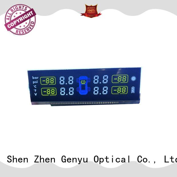 Genyu gy6331 lcd custom supply for meter