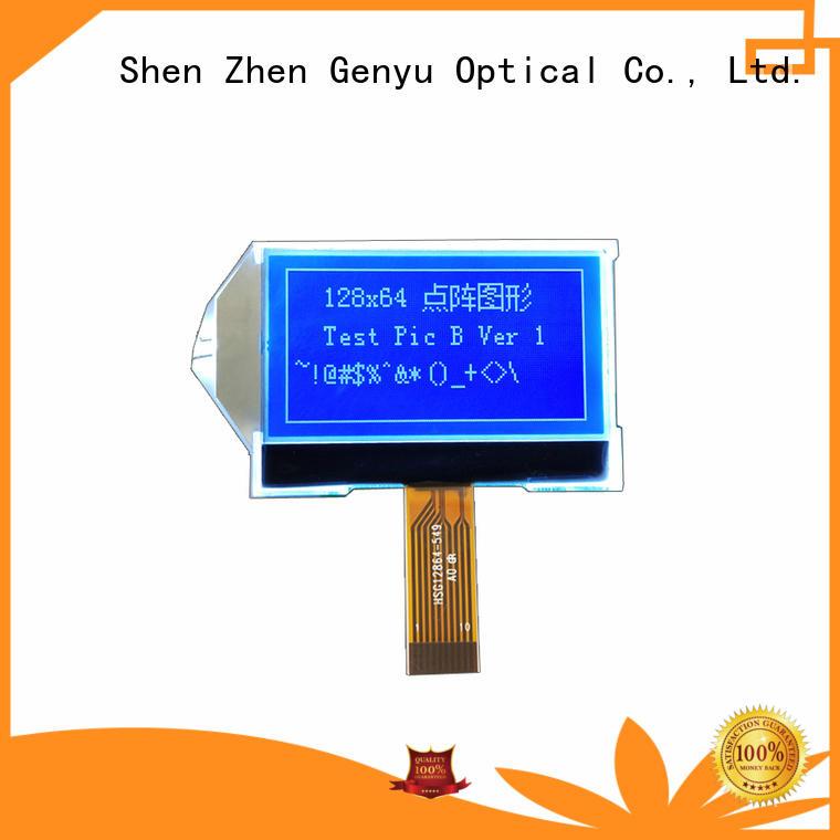 Genyu High-quality dot matrix lcd factory for equipment