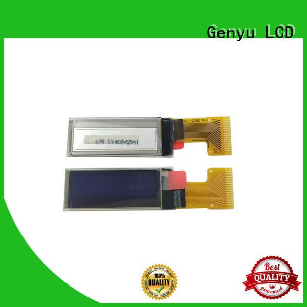 Custom oled transparent display mini suppliers for medical equipment