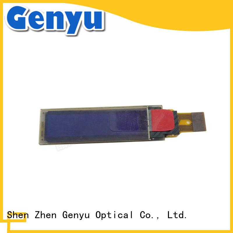 Genyu color oled panel supplier for smart home