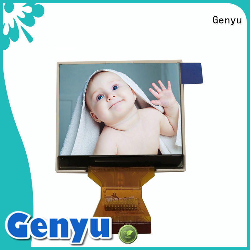 Genyu Latest tft display module for business