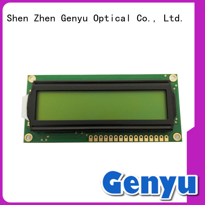 Genyu gy1602ar lcd character display screen for home radios