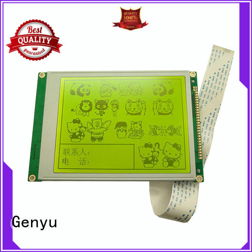 Genyu Wholesale graphic lcm supply for medical equipment