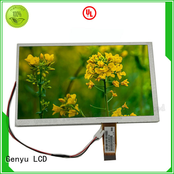 Genyu Top tft module company for automobile