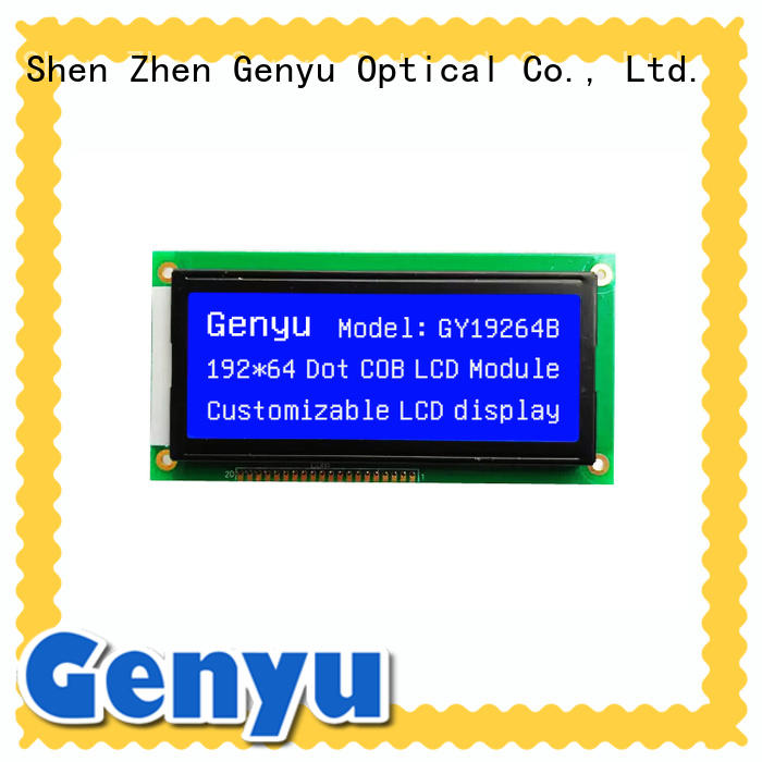 Genyu 19264 LCD Screen 192x64 Dots Full Graphics COB Type LCD Module (GY19264B)