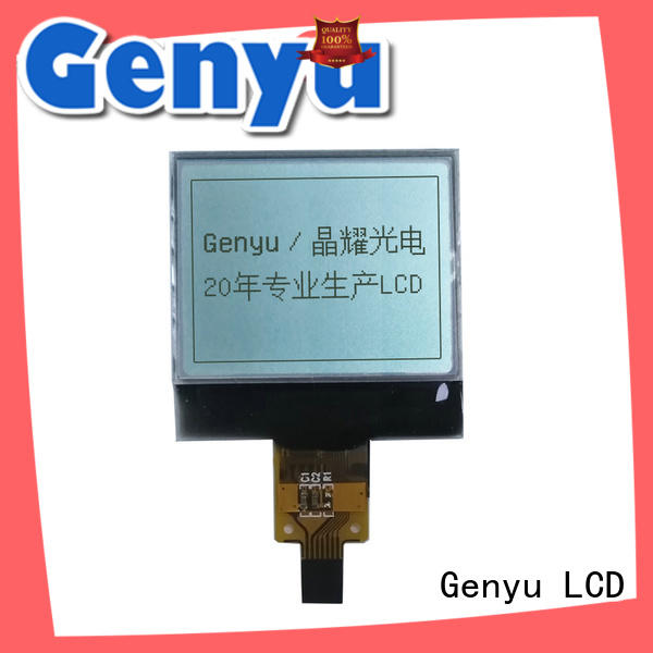 Genyu Top graphics lcd modules company for equipment