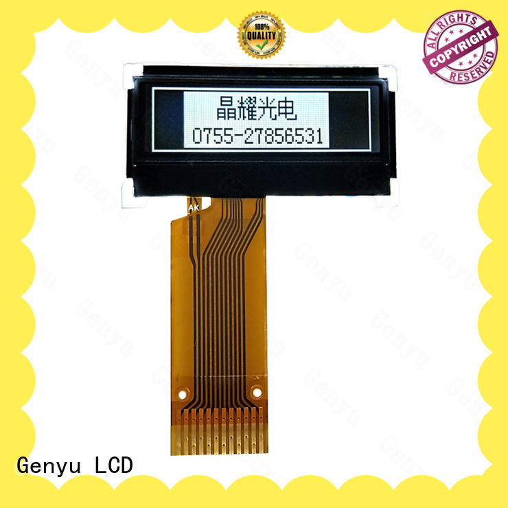 Genyu Top monochrome lcd display factory for devices