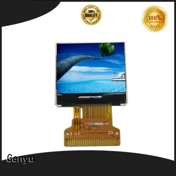 Genyu Wholesale tft lcd modules manufacturers for instruments