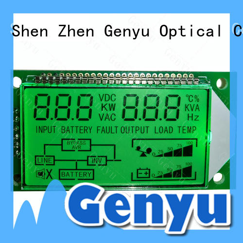 gy8812825 custom lcd manufacturer renovation solutions for home appliances Genyu