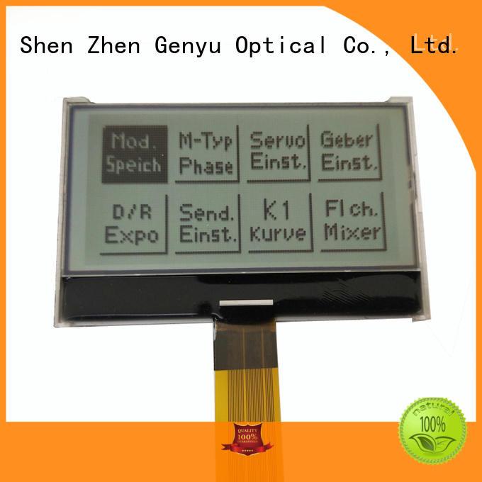 Genyu graphic micro display factory for equipment