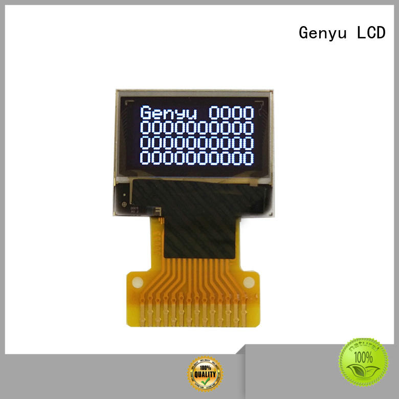 New oled display modules shenzhen for medical equipment