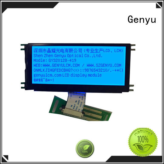Genyu Wholesale lcm module supply for smart home