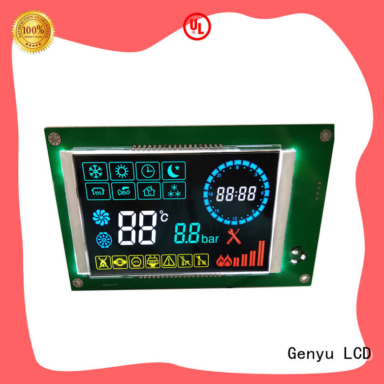 Genyu Wholesale segment lcm display suppliers for meters