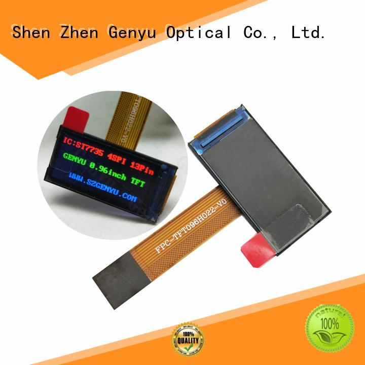 Genyu New tft lcd display module company