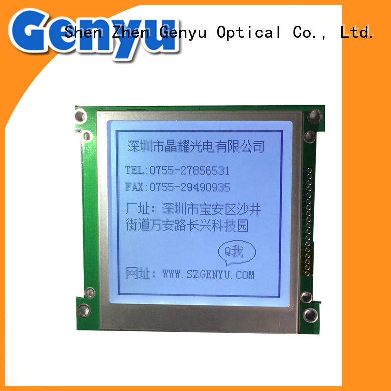 Square COB Type Screen STN Monochrome LCD 160*160 Graphic LCD Display
