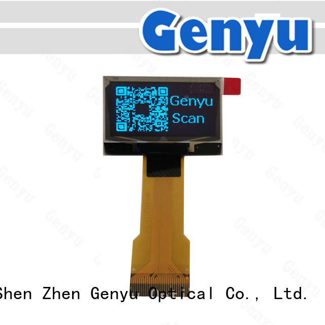 Customlcd oled display 72x40 factory for smart home