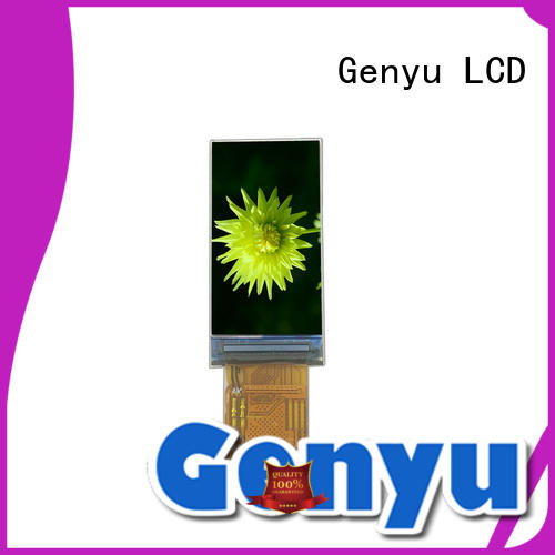 Genyu price-favorable tft lcd modules factory