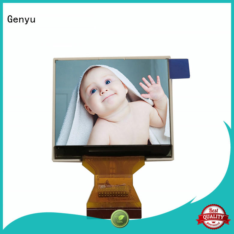 Genyu price-favorable tft lcd modules manufacturers for devices