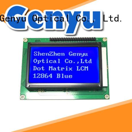 screen lcm panel exporter for instruments panels Genyu