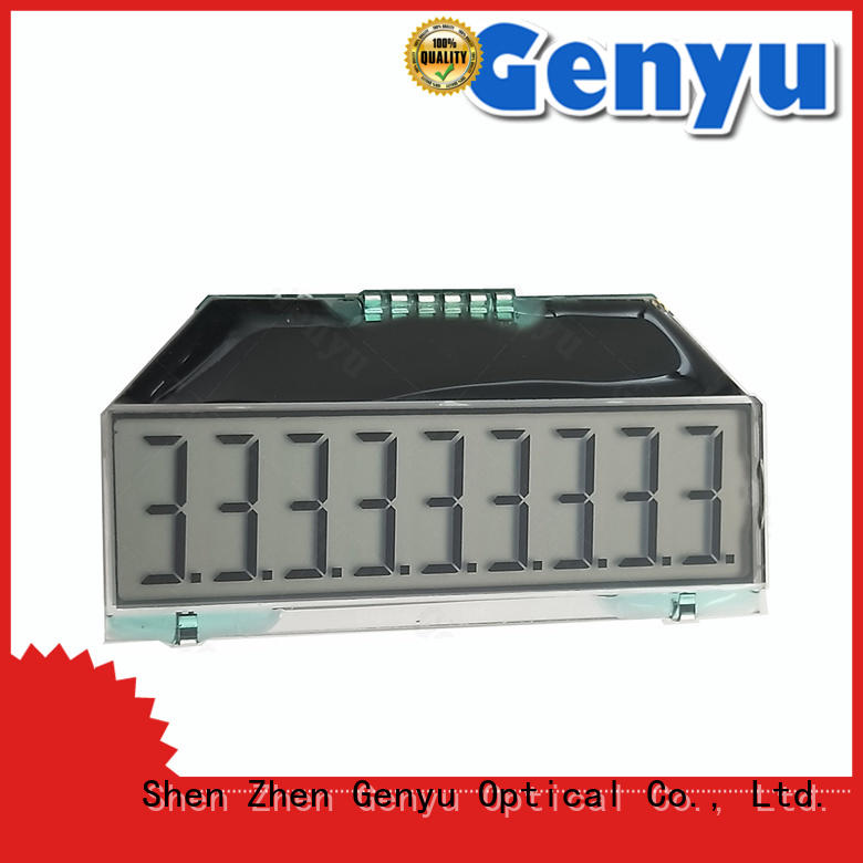 Genyu laser segment lcd manufacturers for monitors