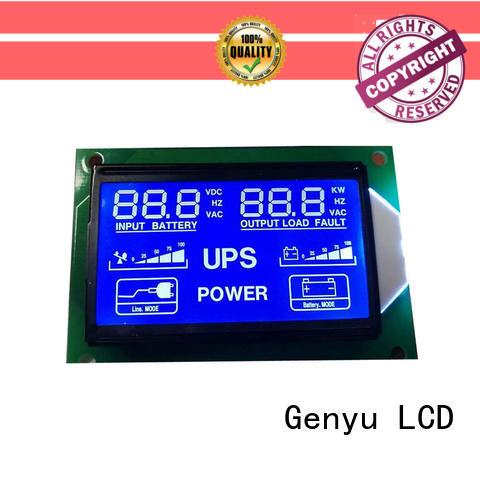 Custom lcd display custom gy160257 for laser