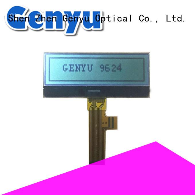 Genyu 12864 lcd display module factory for equipment