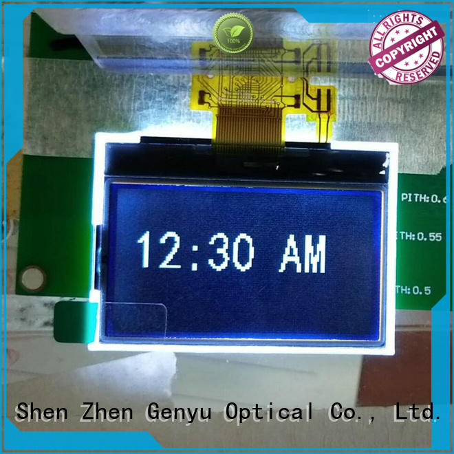 New mono lcd display 128x64 factory for industry